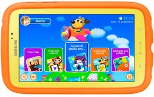 tablette Galaxy Tab 3 Kids