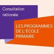 Synthèse de la consultation sur les programmes scolaires