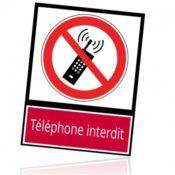 Téléphone portable interdit dans les établissements scolaires